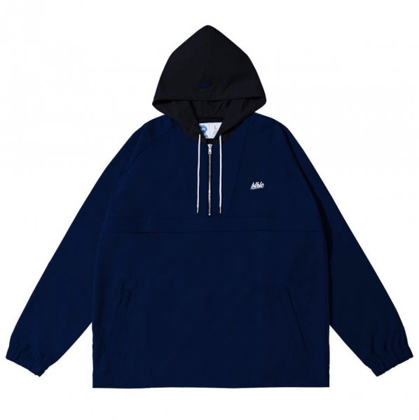 <img class='new_mark_img1' src='https://img.shop-pro.jp/img/new/icons53.gif' style='border:none;display:inline;margin:0px;padding:0px;width:auto;' />blhlc ANYWHERE Pullover Jacket (navy)