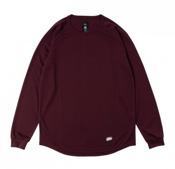 <img class='new_mark_img1' src='https://img.shop-pro.jp/img/new/icons53.gif' style='border:none;display:inline;margin:0px;padding:0px;width:auto;' />blhlc Cool Long Tee (crimson)