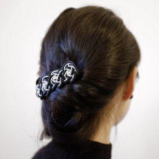 Awaji Hairclasp 天然石