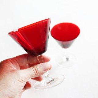 赤富士 グラス