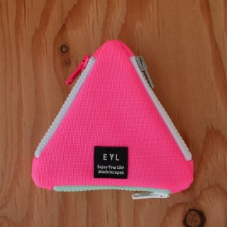 【EYL】Coin Case/Hot Pink