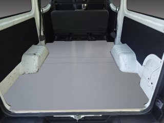 日産 キャラバン DX フロアパネル 【ショート】 パネル 荷室 床張り インテリアパネル 荷台 収納 内装 棚 板