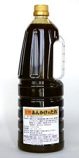 甘酢あんかけのたれ (1800ml)