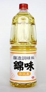 みりんタイプ『錦味』 (1800ml)