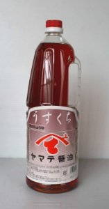 うすくち醤油 (1800ml)