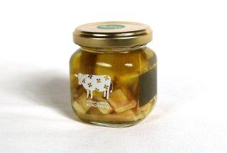 オイル漬けチーズ(わさび)