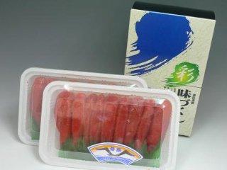 カモメたらこ(赤色)箱入 800g