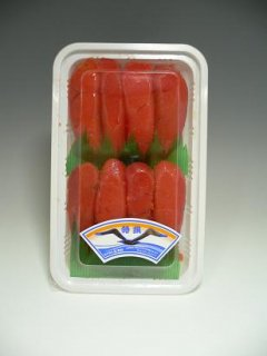 カモメたらこ(赤色) 3切上 400g