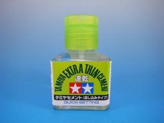 TAMIYA タミヤセメント 流し込みタイプ 速乾