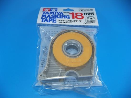 TAMIYA タミヤ マスキングテープ 18㎜