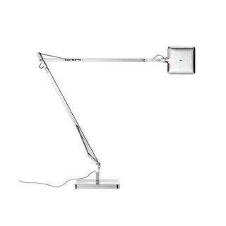 送料無料 テーブルライト タスクライト ランプ 照明 LED 軽量 アルミニウム アントニオ・チッテリオ イタリア FLOS(フロス) FLOS Kelvin LED Base(クローム)