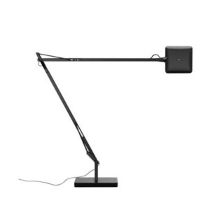 送料無料 テーブルライト タスクライト ランプ 照明 LED 黒 軽量 アルミニウム アントニオ・チッテリオ イタリア FLOS(フロス) FLOS Kelvin LED Base(ブラック)
