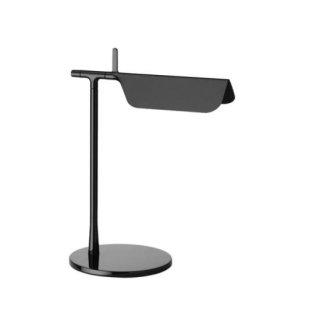 テーブルライト デスクランプ 電気スタンド 照明 黒 バーバー オズガビー イタリア LED FLOS(フロス) Tab T(タブT)(ブラック)