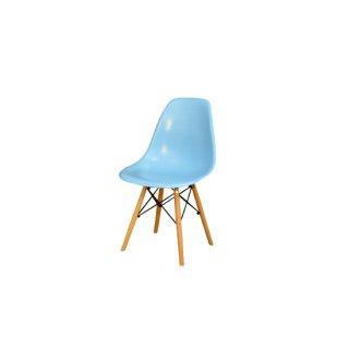 シェルチェア イームズ レプリカ リプロダクト 椅子 青 水色 スカイブルー skyblue