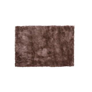 シャギーラグ マット ブラウン 茶色 縦90cm 横130cm
