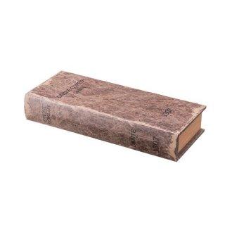 壁掛け引き出しボックス ボックス 壁掛け 引き出し インテリア 雑貨 茶色 ブラウン 高さ7cm 幅40cm 奥行17cm