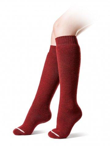 つらい足の冷えにサヨナラ!〈あたためる おうちロング〉フリーサイズ 全4色