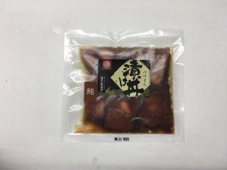 まぐろ・漬け丼(醤油味)