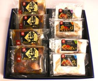 おもてなし スライス&漬け丼 セット(8袋入)(4,860円)⇒送料無料