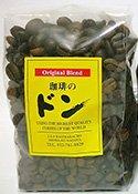 ストロングブレンド(豆)(200g)