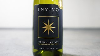[1650] Invivo Marlborough Sauvignon Blanc 2016