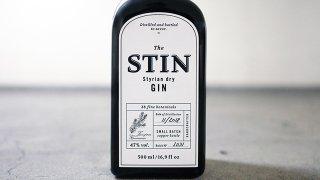 [4900] DRY GIN STIN / ドライ・ジン スティン