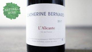 [3000] L'Alicante Bouschet 2017 Catherine Bernard  / アリカント・ブシェ 2017 カトリーヌ・ベルナール