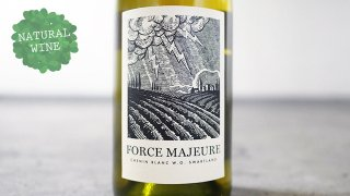 [2250] Force Majeure Chenin Blanc 2018 / Mother Rock Wines / フォース・マジュール・シュナンブラン 2018 マザー・ロック・ワインズ