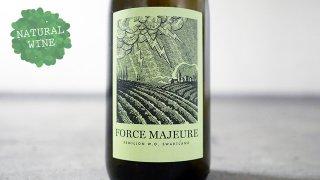 [2250] Force Majeure Semillon 2018 Mother Rock Wines / フォース・マジュール・セミヨン 2018 マザー・ロック・ワインズ