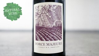 [2475] Force Majeure Cinsault 2018 Mother Rock Wines / フォース・マジュール・サンソー 2018 マザー・ロック・ワインズ