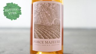 [2250] Force Majeure Rose 2016 Mother Rock Wines / フォース・マジュール・ロゼ 2016