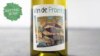 [1875] Vin De Frantz Chenin Blanc 2018 Frantz Saumon / ヴァン・ド・フランツ・シュナンブラン 2018 フランツ・ソーモン