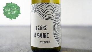 [2100] Terre A Boire-Sylvaner 2017 Leo Dirringer / テール・ア・ボワール シルヴァネール 2017 レオ・デリンジャー