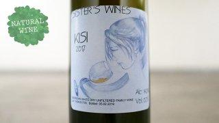 [2700] Sister's wine kisi 2017 OKRO'S WINES  / シスターズ・ワインズ キシ 2017 オクロワインズ