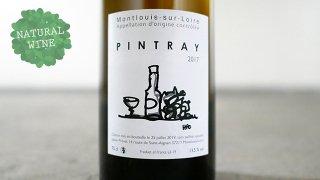 [3225] Pintray 2017 Domaine Julien Prevel / パントレイ 2017 ドメーヌ・ジュリアン・プレヴェル
