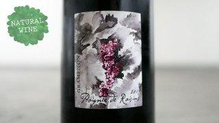 [2100] Poignee de raisins 2019 Domaine Gramenon / ポワニェ・ド・レザン 2019 ドメーヌ・グラムノン
