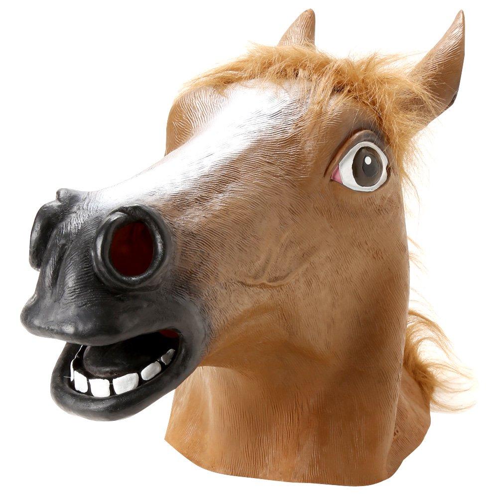 茶馬マスク