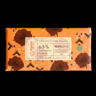 Tanazozo Flores 65% Bar(80g)