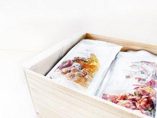 【桐箱ギフト】白金カレー全種セット<br>(6個入り)