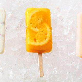 <白金アイスバー> マンゴー&オレンジ