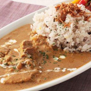 <白金カレー> 白金ポークカレー <br>[ Pork curry ] (冷凍)