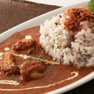 <白金カレー> 白金ビーフカレー <br>[ Beef curry ] (冷凍)