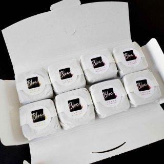 【 4月2日発売開始 予約商品 】 フルーツMIX BB《shirokane sweets×BLOCK BLOCK TOKYO》【 8個入り 】