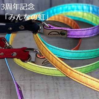 【体重10キロまでのみ】【3周年記念】「みんなの虹」