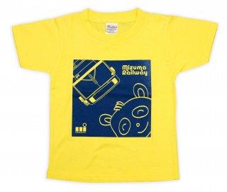 水間鉄道オリジナルキッズTシャツ02