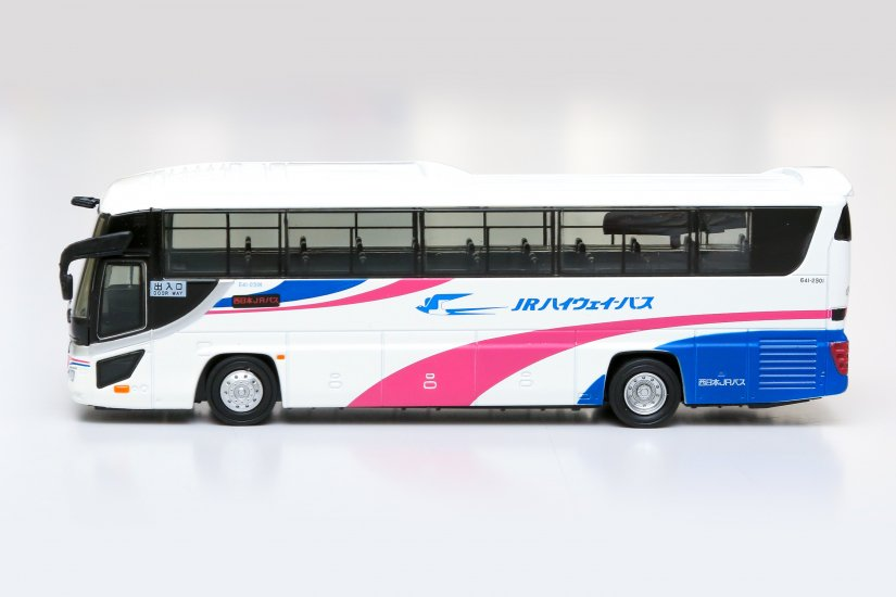 オリジナルフェイスフルバス - 西日本ジェイアールバス