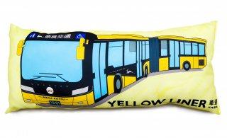 奈良交通 連節バス ロングクッション(奈良交通株式会社)
