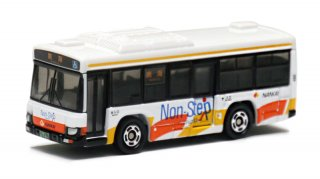 トミカ 【ノンステップバス いすゞ エルガ】(南海バス株式会社)
