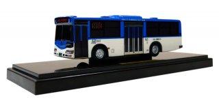 川崎市バス 1/80スケールモデル(幕表示:溝18 鷲ヶ峰営業所)(川崎市交通局)