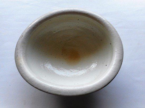 古谷製陶所 たわみ盛鉢(7寸)